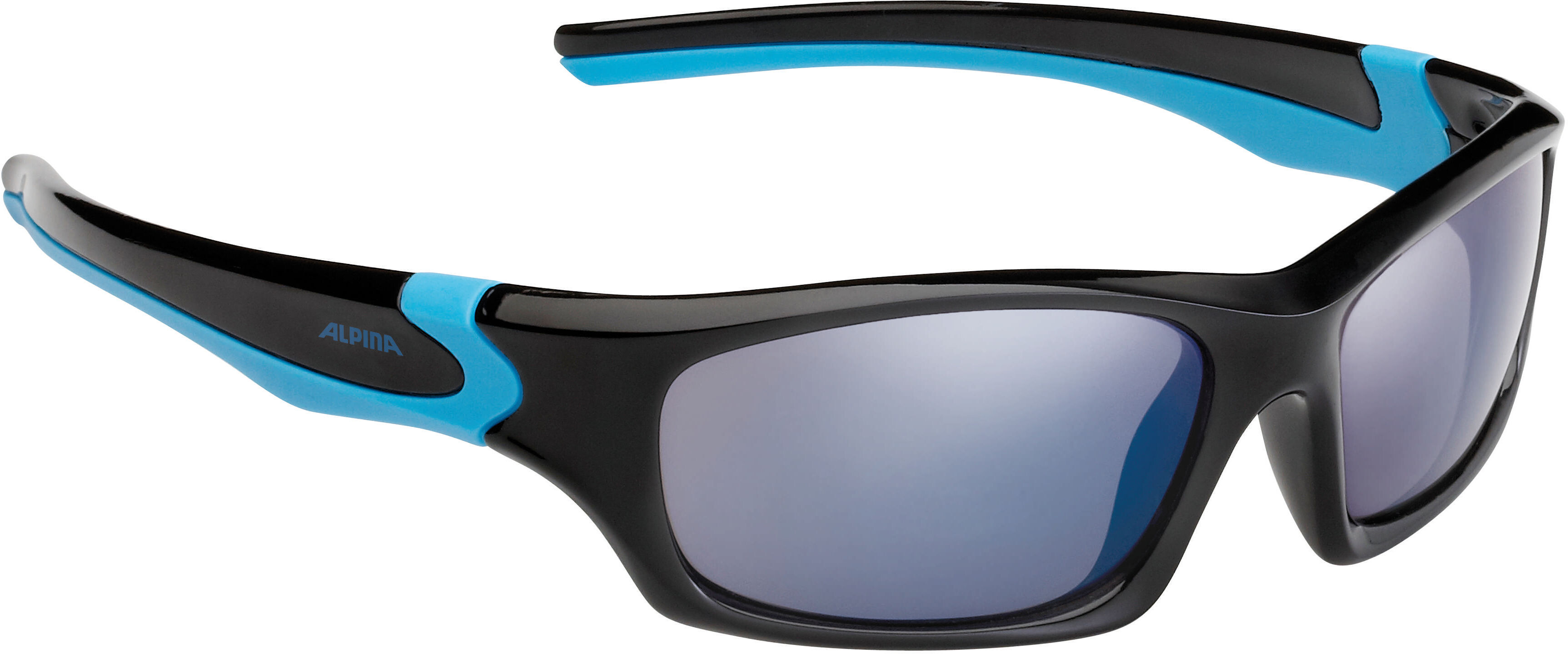 58fe34ab3e Alpina Flexxy Teen - Gafas ciclismo Niños - negro | Campz.es